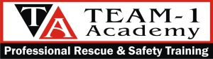 TEAM-1 Academy Logo