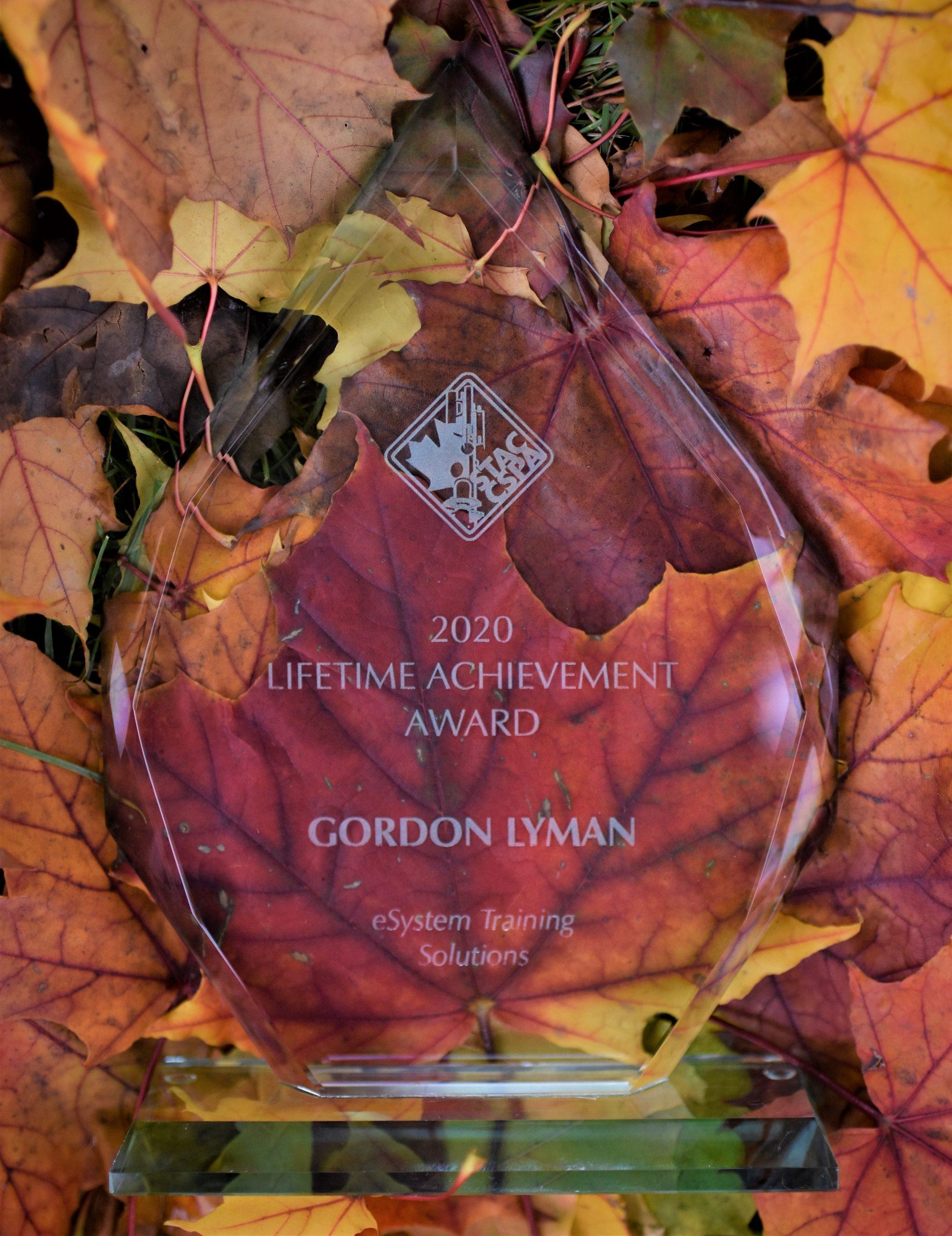 Gordon Award 2 scaled 1